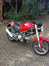 Ducati Monster for Sale Research Nillumbik Area Preview