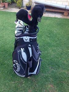 Golf set Prosimmons with Calloway Bag Landsdale Wanneroo Area Preview