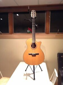 Taylor NS34ce Grand Auditorium Nylon String Guitar