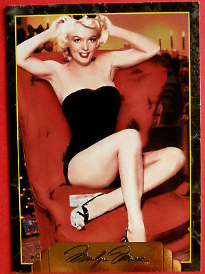 """""""Sports Time Inc."""" MARILYN MONROE Card # 133 individual card, issued in 1995"""