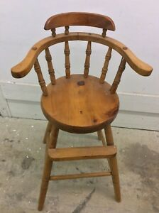 Vintage/Antique High Chair