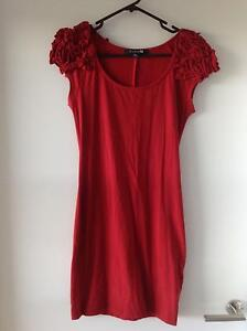 Red dress - size S, Forever 21 Maylands Bayswater Area Preview