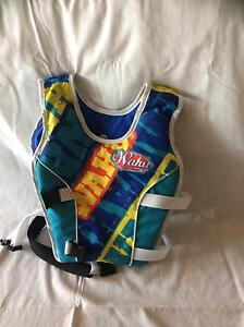 Wahu swim vest for child 15 to 25kg Wedderburn Campbelltown Area Preview