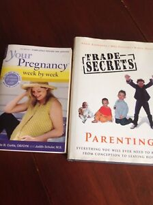 BOOKS on PREGNANCY and PARENTING