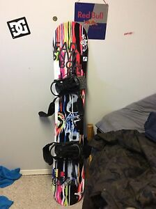 Head snowboard 156 inch price reduced