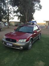 2001 Subaru Outback Wagon Sydney City Inner Sydney Preview