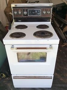"24 "" apartment size stove range"