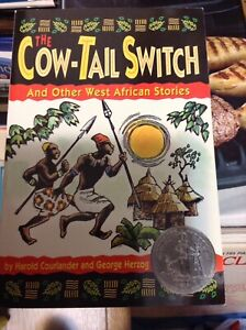 (West African Stories) The Cow Tail Switch