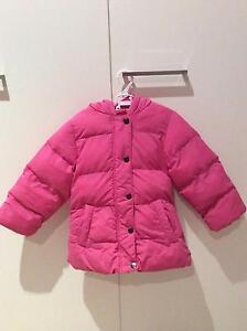 Size 5, Pumpkin Patch Puffer Jacket Mawson Lakes Salisbury Area Preview