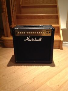 Marshall combo 50 WATT MG DFX series. Asking $200