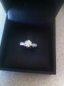 1.17 ct Stunning Diamond Ring New Farm Brisbane North East Preview