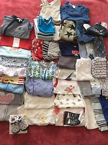 Size 000 Boy's Clothing Lot Woodville West Charles Sturt Area Preview