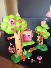 La La Loopsy Tree House Playset Northgate Port Adelaide Area Preview