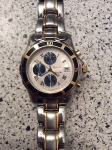Bulova Marine Star Watch 100m #98B82