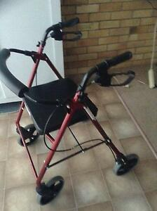 Modular folding seat walker Glen Innes Glen Innes Area Preview