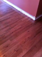 Dust Free Floor Refinishing
