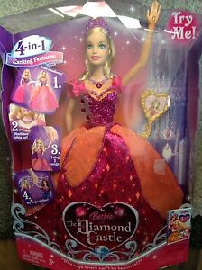 Barbie Disney Princess Bell Beast