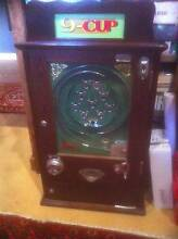 Classic 9 cup english pinball machine Dunsborough Busselton Area Preview