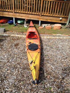 Dagger Cortez 16.5 sea kayak-URGENT SALE