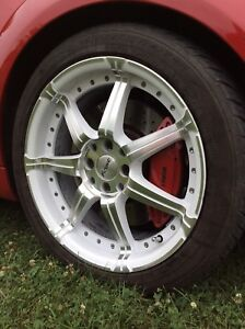 Fast rims and tires