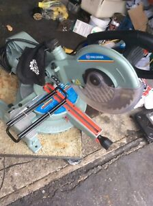 King 10 inch compound mitre saw