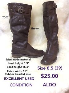 Size 8.5 boots
