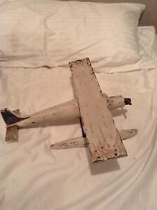 Handcrafted Wooden Plane Mosman Mosman Area Preview