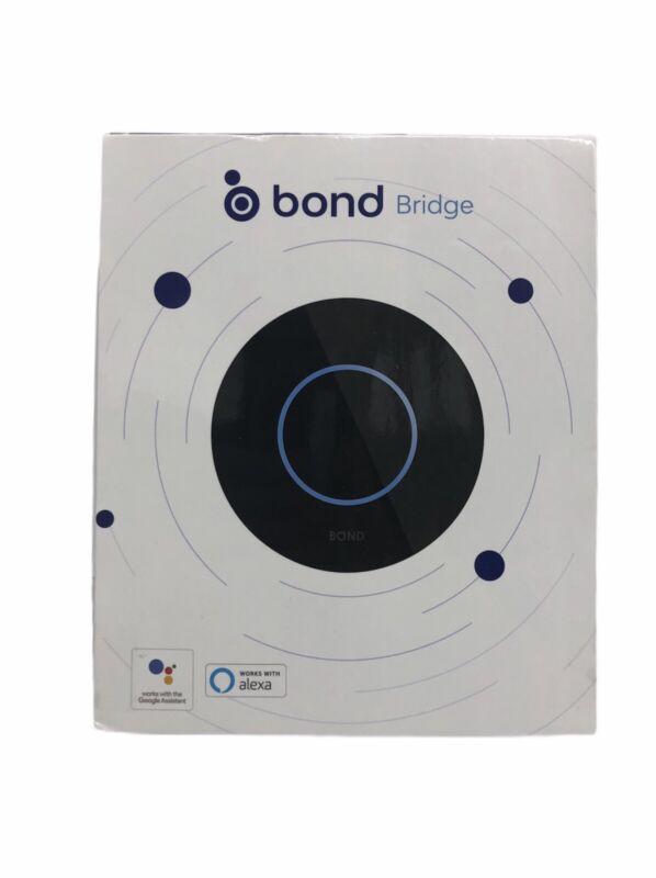 BOND BRIDGE BD-1000 Smart Ceiling Fan Control Home WiFi Remote Hub Alexa