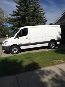2012 Sprinter Van *Low Km*