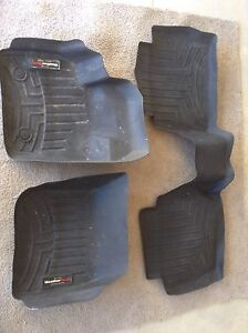 Ford Fusion WEATHER TECH MATS