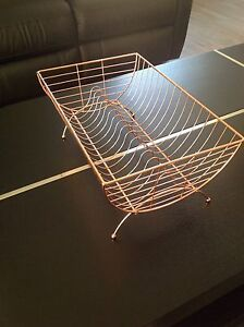 Copper dish rack Mount Lewis Bankstown Area Preview
