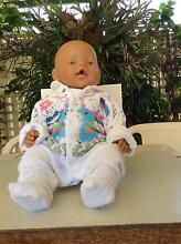 Baby born doll Kew Boroondara Area Preview