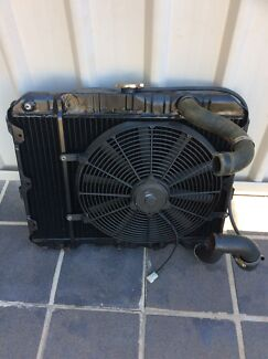 Radiator for Datsun 240z with RB20DET Engine Mount Annan Camden Area Preview