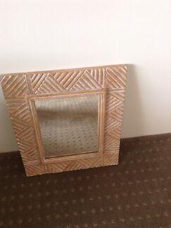 Mirror Bali style $15