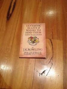 Fantastic Beasts and where to find them by J.K.Rowling Coogee Eastern Suburbs Preview