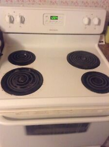 Used white Stove (great condition)