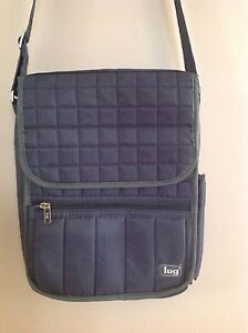 Lug Cross Body Handbag