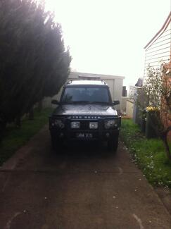 2003 land drover discovery v8