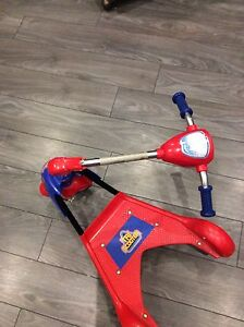 3 wheel  unisex scooter