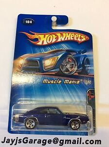 2005 Hot Wheels '69 DODGE CHARGER