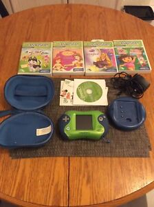 Leapster / Leapster 2 System with Games - NEW PRICE!