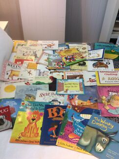 Amazing collection of children's picture books 50 well known books!