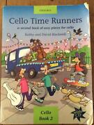 Cello Time Runners with CD Chapel Hill Brisbane North West Preview