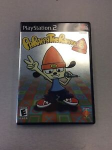 PaRappa The Rapper 2 - Excellent Condition