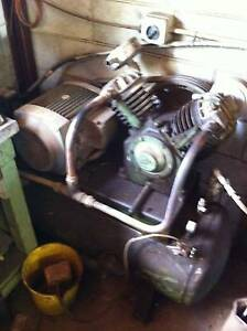 Air Compressor Workshop type 3 phase - used works well Brendale Pine Rivers Area Preview