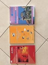 ATAR textbooks -assorted from $10 Murdoch Melville Area Preview