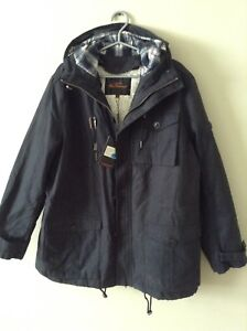Ben Sherman winter jacket size XL ( fits like L )