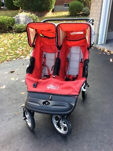 Double Stroller : Baby Jogger