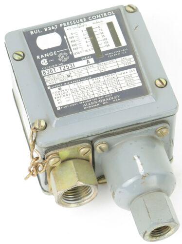 Allen-Bradley 836T-T253J Pressure Control