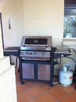 Matador 3 burner BBQ Riverhills Brisbane South West Preview